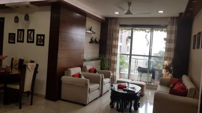 Gallery Cover Image of 1900 Sq.ft 3 BHK Apartment for rent in Akshar Sai Radiance, Belapur CBD for 80000