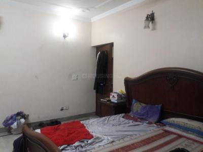Bedroom Image of Krishna PG in Sarita Vihar