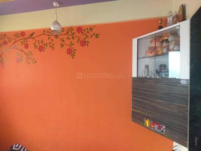 Gallery Cover Image of 550 Sq.ft 1 BHK Independent House for rent in Ghansoli for 14500