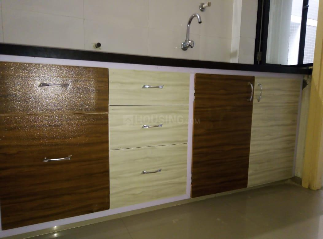 Kitchen Image of 1035 Sq.ft 2 BHK Apartment for rent in Bopal for 12000