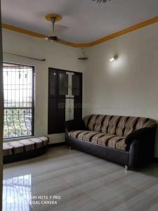 Gallery Cover Image of 695 Sq.ft 1 BHK Apartment for rent in Airoli for 26000