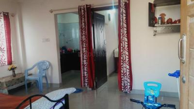 Gallery Cover Image of 600 Sq.ft 1 BHK Independent Floor for rent in Ramamurthy Nagar for 10500