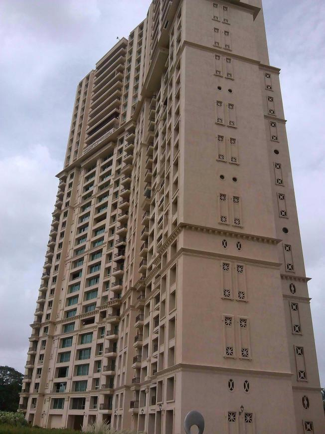Building Image of 650 Sq.ft 1 BHK Apartment for rent in Kandivali West for 30000