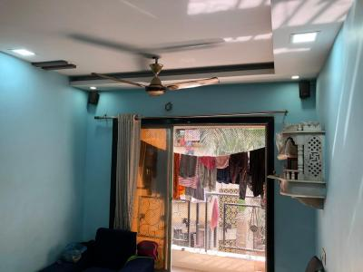 Gallery Cover Image of 665 Sq.ft 1 BHK Apartment for rent in Mira Road East for 17000