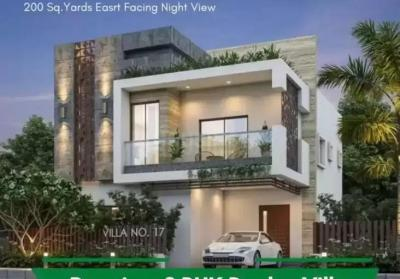 Gallery Cover Image of 2240 Sq.ft 3 BHK Villa for buy in Edupugallu for 9900000