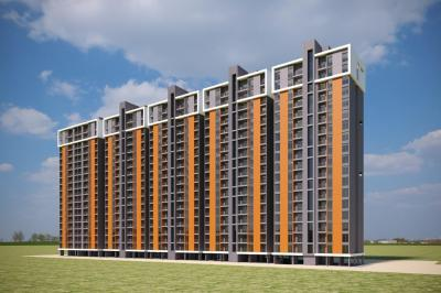 Gallery Cover Image of 1333 Sq.ft 3 BHK Apartment for buy in Woods Ville, Moshi for 7850000