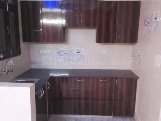 Kitchen Image of 940 Sq.ft 2 BHK Independent Floor for buy in Noida Extension for 3600000