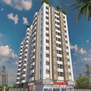 Gallery Cover Image of 717 Sq.ft 1 BHK Apartment for buy in Blue Pearl 18 Casita, Baner for 5000000