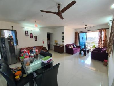 Gallery Cover Image of 1400 Sq.ft 3 BHK Apartment for rent in Santacruz East for 65000