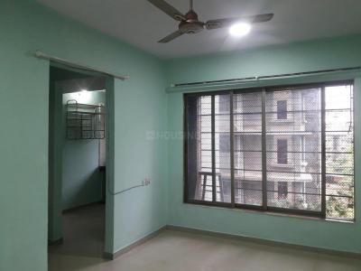 Gallery Cover Image of 525 Sq.ft 1 BHK Apartment for rent in Goregaon East for 26000