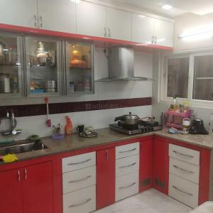 Gallery Cover Image of 1834 Sq.ft 2 BHK Apartment for buy in Western Plaza, Shaikpet for 12500000