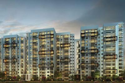 Gallery Cover Image of 1655 Sq.ft 3 BHK Apartment for buy in Raintree Boulevard Phase 2, Hebbal for 16800000
