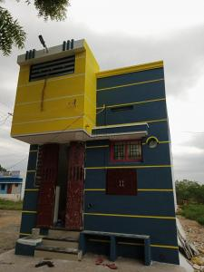Gallery Cover Image of 500 Sq.ft 1 RK Independent House for buy in Thoppur for 1900000
