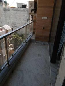 Balcony Image of Khwahish PG in Uttam Nagar