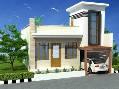 Gallery Cover Image of 1180 Sq.ft 3 BHK Independent House for buy in A-Zone for 3150000