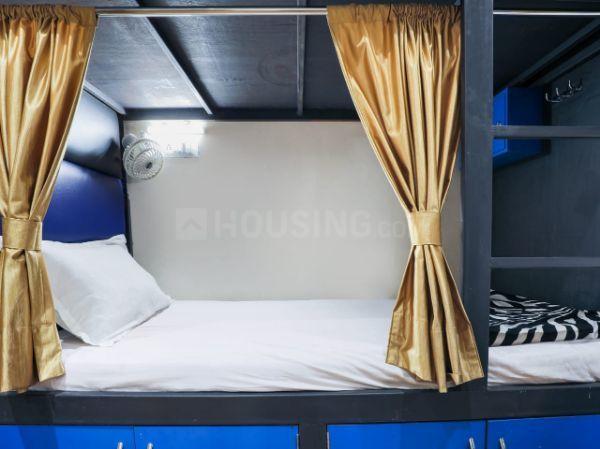 Bedroom Image of Social Hubz in Andheri East