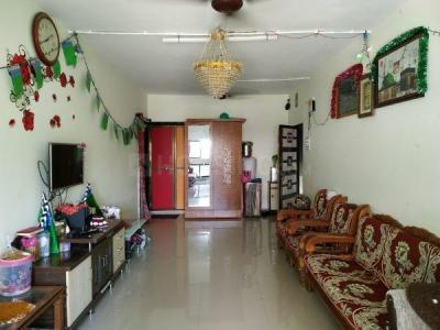 Gallery Cover Image of 1100 Sq.ft 1 BHK Apartment for rent in Vashi for 30000
