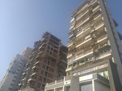 Gallery Cover Image of 650 Sq.ft 1 BHK Apartment for rent in Ghansoli for 21000