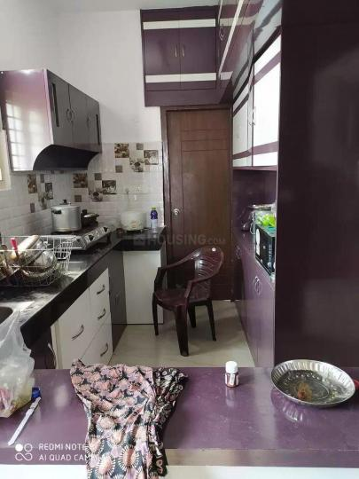 Kitchen Image of 1200 Sq.ft 2 BHK Apartment for rent in Kondapur for 21000