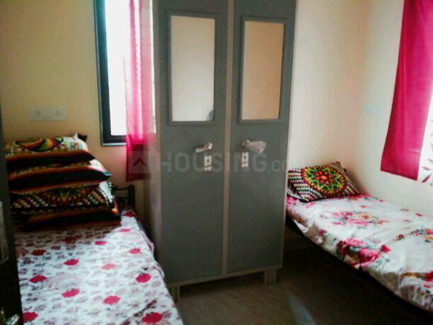 Bedroom Image of Dhanalakshmi PG in Wadgaon Sheri