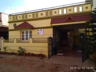Gallery Cover Image of 850 Sq.ft 2 BHK Independent House for rent in Kalkere for 15000
