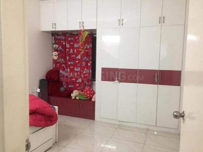 Bedroom Image of 1 Bhk Single Occupancy Available In A Fully Furnished Place in Varthur