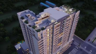 Gallery Cover Image of 1200 Sq.ft 2 BHK Apartment for buy in Rucha Stature, Nanded for 8199000
