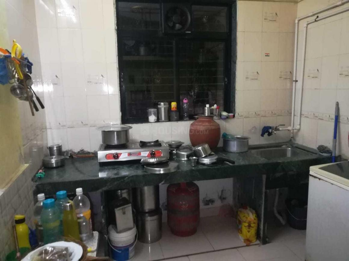 Kitchen Image of 420 Sq.ft 1 RK Apartment for rent in Badlapur West for 3000