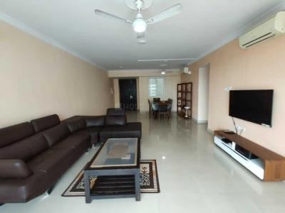 Gallery Cover Image of 2218 Sq.ft 3 BHK Apartment for rent in Shrachi Rosedale Garden, New Town for 45000