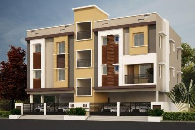 Gallery Cover Image of 900 Sq.ft 2 BHK Apartment for buy in Nanmangalam for 4140000