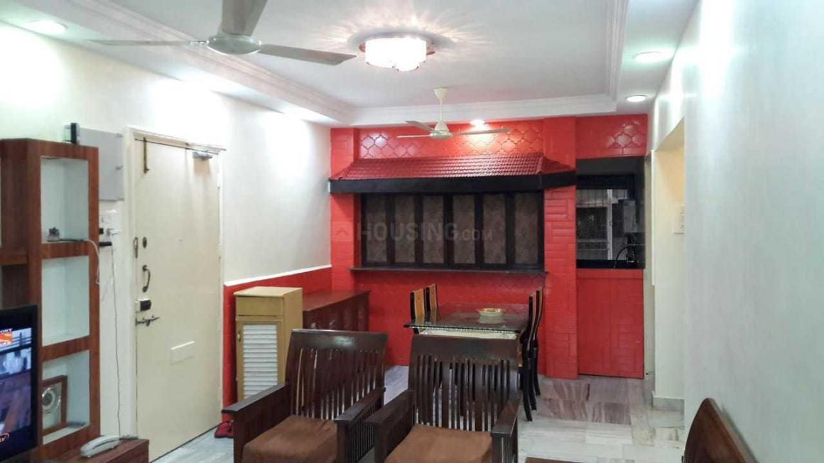 Living Room Image of 1000 Sq.ft 2 BHK Apartment for rent in Andheri West for 62000