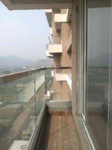 Balcony Image of 1200 Sq.ft 2 BHK Apartment for buy in Bhagwati Bhagwati Greens 2, Kharghar for 14500000
