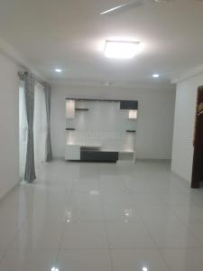 Gallery Cover Image of 1900 Sq.ft 3 BHK Apartment for rent in Purva Westend, Kudlu Gate for 45000