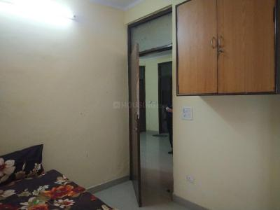 Bedroom Image of Simran PG in Laxmi Nagar