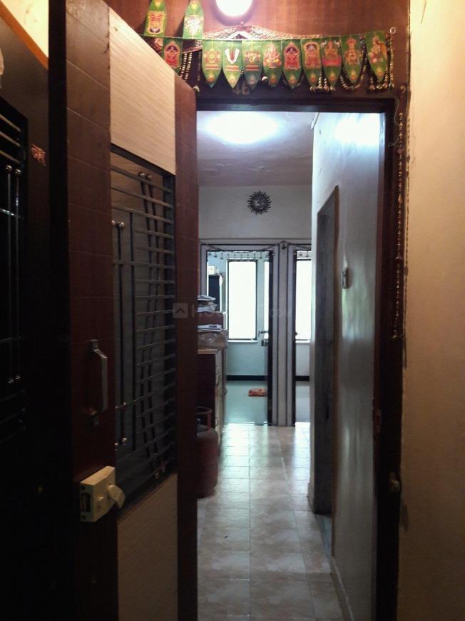Main Entrance Image of 650 Sq.ft 1 BHK Apartment for rent in Ghatkopar West for 30000