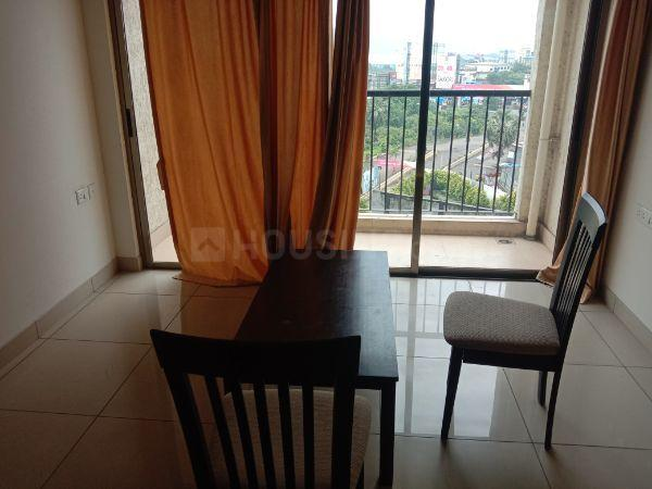 Dining Area Image of 1080 Sq.ft 2 BHK Apartment for rent in Kalyan West for 12000