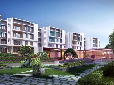 Gallery Cover Image of 1010 Sq.ft 3 BHK Apartment for buy in Agrahara Layout for 5143000