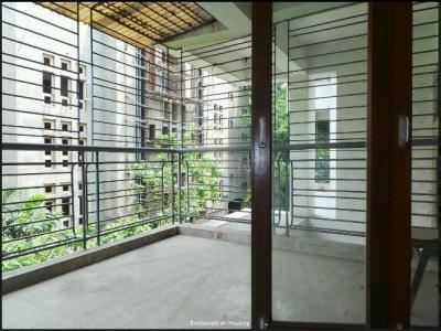 Gallery Cover Image of 650 Sq.ft 1 RK Apartment for rent in Ballygunge for 8999