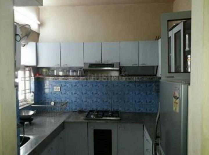 Kitchen Image of 1210 Sq.ft 2 BHK Apartment for buy in Santoshpur for 10000000