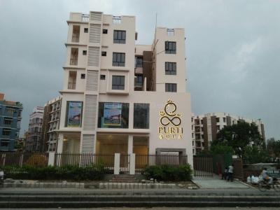 Gallery Cover Image of 1204 Sq.ft 3 BHK Apartment for buy in Kaikhali for 6500000
