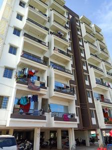 Gallery Cover Image of 348 Sq.ft 1 RK Apartment for buy in Sai Pride Homes, Nipania for 1035300