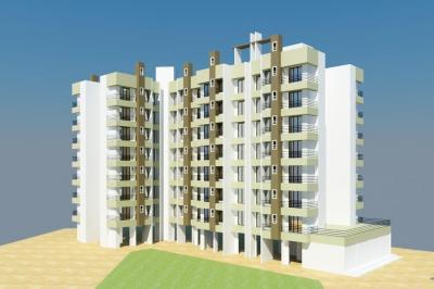 Gallery Cover Image of 383 Sq.ft 1 RK Apartment for buy in Saj Saj Shrushti, Daighar Gaon for 1843200