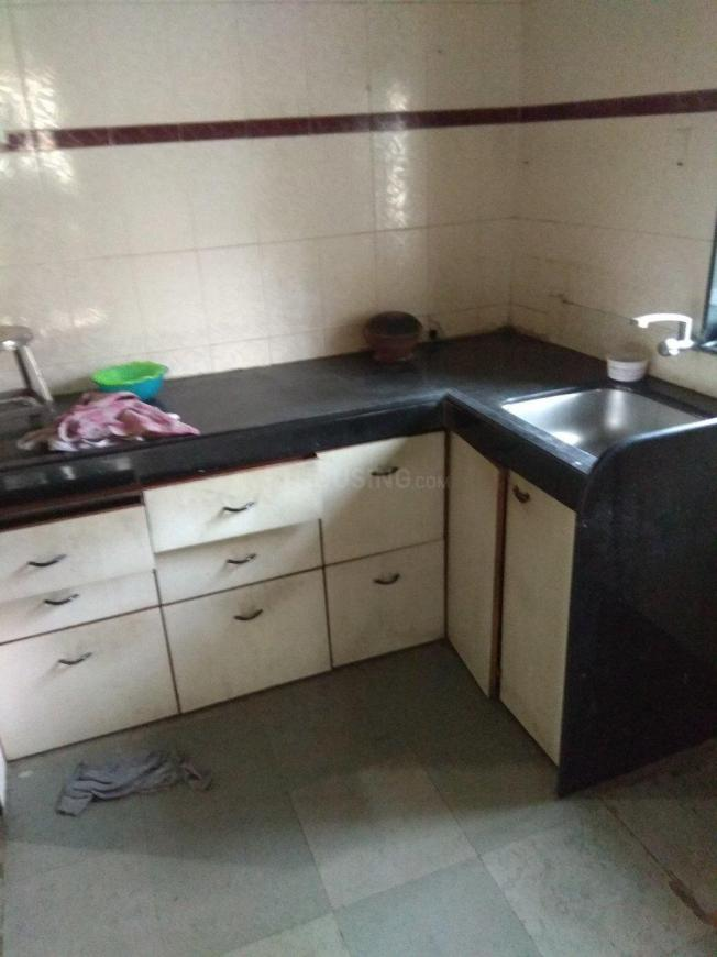 Kitchen Image of 330 Sq.ft 1 RK Apartment for rent in Dombivli East for 6000