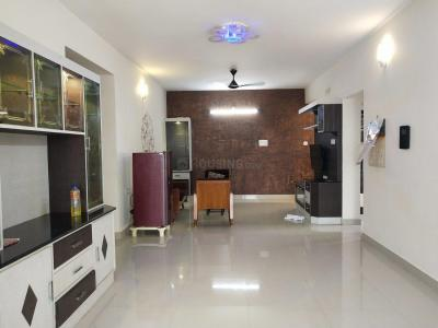 Gallery Cover Image of 1550 Sq.ft 3 BHK Apartment for rent in Bhoomi and Buildings White Rose, Thoraipakkam for 35000