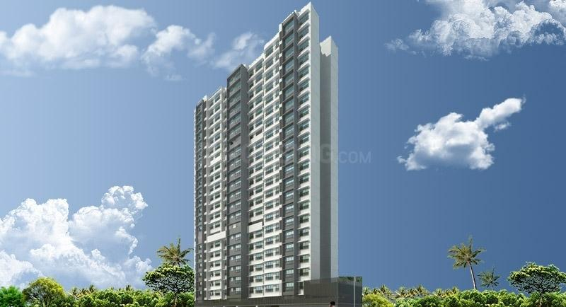 Building Image of 900 Sq.ft 3 BHK Apartment for rent in Borivali East for 36000