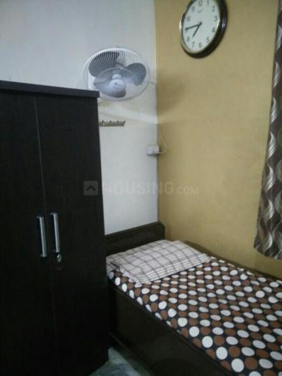 Bedroom Image of Super Deluxe PG in Kalkaji