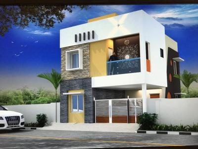 Gallery Cover Image of 1650 Sq.ft 3 BHK Villa for buy in Madambakkam for 9700000