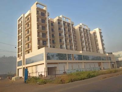 Gallery Cover Image of 406 Sq.ft 1 RK Apartment for buy in Yashwant Nagar for 1750000