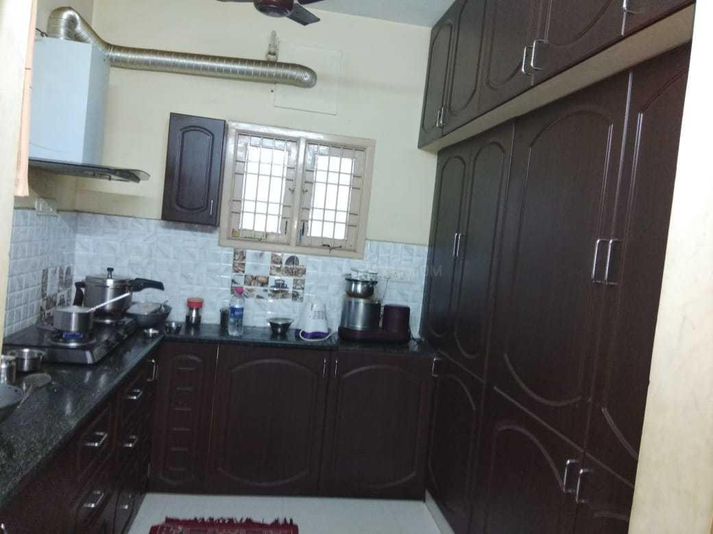 Kitchen Image of 1700 Sq.ft 3 BHK Independent Floor for rent in Chromepet for 35000