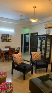 Gallery Cover Image of 1325 Sq.ft 3 BHK Apartment for buy in Amrapali Platinum by Amrapali Group, Sector 119 for 7000000